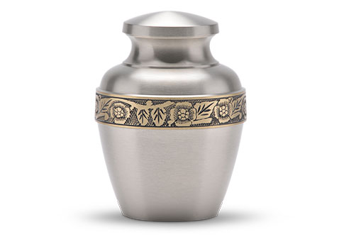 Avalon Urn - Pewter Image
