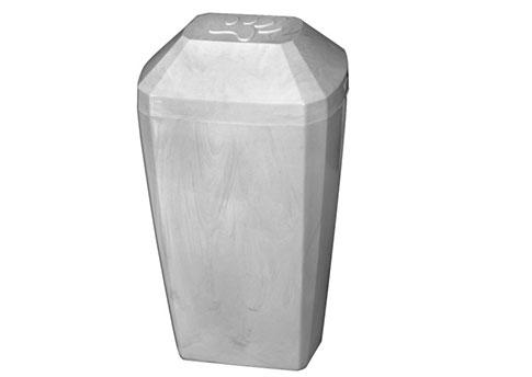 Basic Gray Urn Image