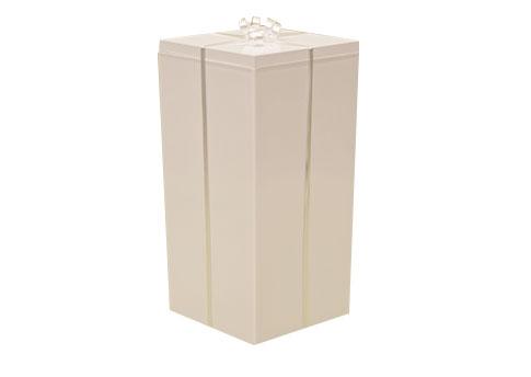 Basic White Urn Image