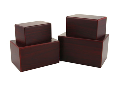 Rectangular Box- Cherry Image