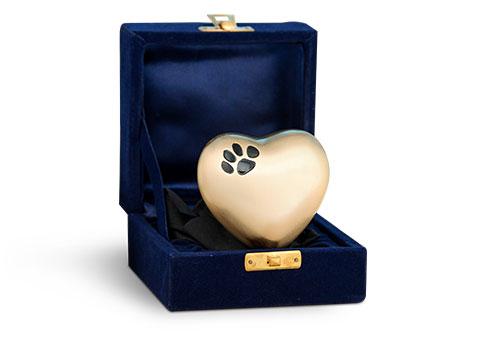 Classic Pet Keepsake Heart Image