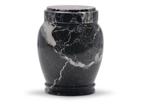 Legacy Marble Urn - Black Image