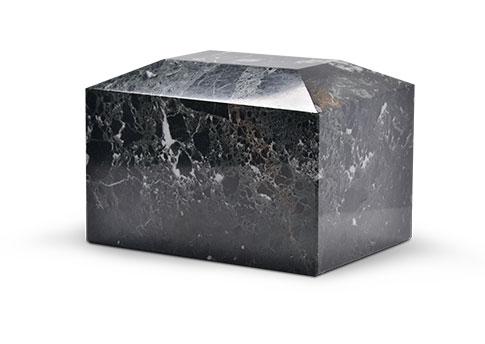 Marble Urn - Black Image