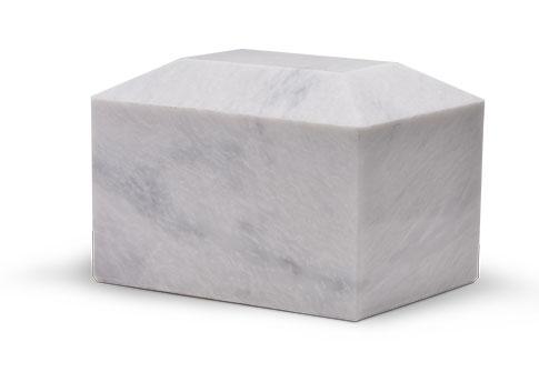 Marble Urn - White Image