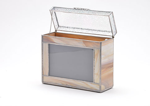 Stained Glass Remembrance Urn Image