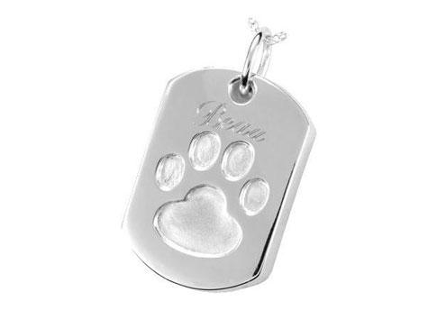 Dog Tag Image