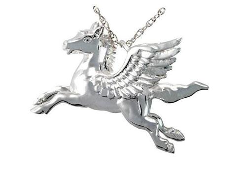 Pegasus Pendant Image