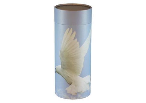 Scattering Tubes - Ascending Dove Image
