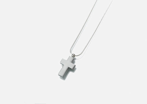 Small Cross Pendant Image
