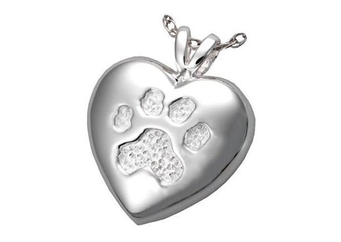 Touch of Your Paw Pendant Image