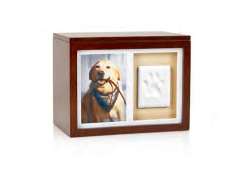 Paw Print Memory Box Image