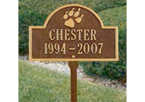 Pet Dog Arch Marker Image