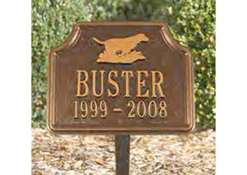 Retriever Pet Marker Image